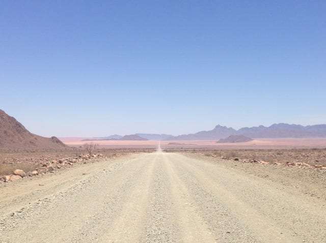 NamibRand Road